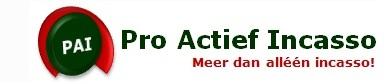 Pro Actief Incassobureau inschakelen? logo